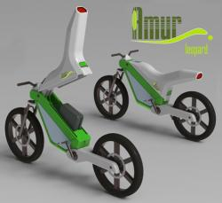 Leopard-electric bike