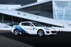 Mazda Hydrogen RX8