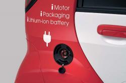Nissan plug-in