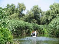 turism Delta Dunarii