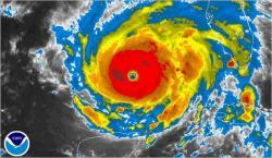 monitorizarea uraganelor