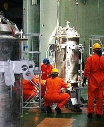 uraniu puternic imbogatit