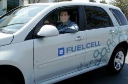 Autoturismele pe hidrogen