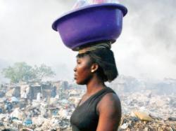 Africa calamitate