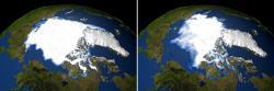 Incalzirea Arcticii