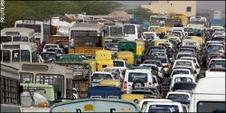 India trafic