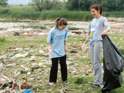 Voluntari pe Dunare