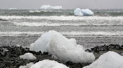Iceberg langa Noua Zeelanda