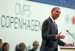 Obama summit Copenhaga