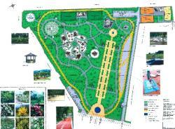 plan parc ghencea