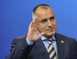 Premierul bulgar Boyko Borisov