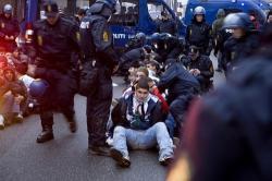 protest copenhaga