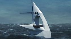 SeaOrbiter nava verticala