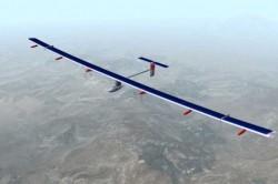 Avionul solar, Solar Impulse, depaseste o noua bariera a energiei regenerabile