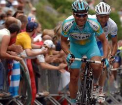 Ciclistul Matthias Kessler