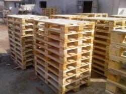 Paletii din lemn: reciclare si arta