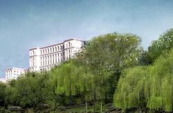 proiect parc palatul parlamentului