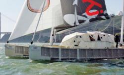 barca din pet-uri
