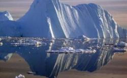 Icebergul se indreapta catre Australia