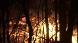 incendiu in Maramures