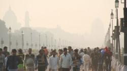 Poluare in New Delhi
