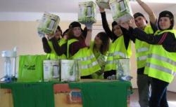 reciclarea la sate
