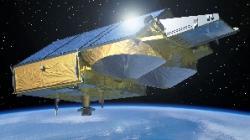 satelit care monitorizeaza