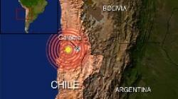 seismul din Chile