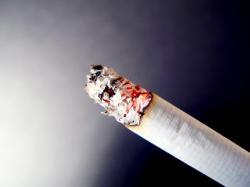 tigara fara fum