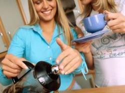 cafeaua in doze moderate