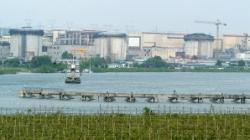 centrala nucleara si depozit