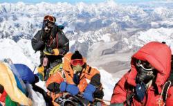 ecologizare Everest
