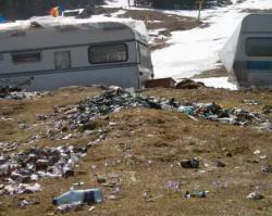 gropile de gunoi