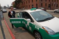 Taxi verde