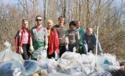 voluntari gunoaie