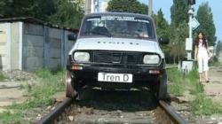 Dacia pe sine
