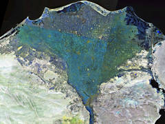 Egiptul este amenintat de cresterea marii