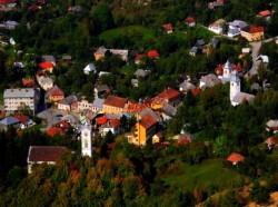 Biserica din Carpinis, Rosia Montana este in curs de renovare