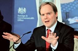 Britanicii îşi şterg amprentele de carbon din România