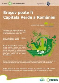 Clujul, candidat la Capitala Verde