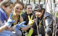 Concurs de voluntariat ecologic pentru elevii clujeni
