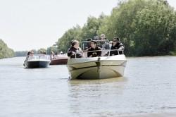 Delta Dunării, mai ocupată în prag de iarnă decât vara