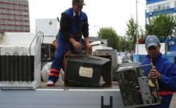 Campania de strângere a deşeurilor se încheie la sfârşitul lunii