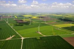 ALGECO - implicat în cel mai mare proiect eolian european situat pe uscat