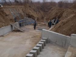 Combaterea eroziunii solului avanseaza la Bolotesti