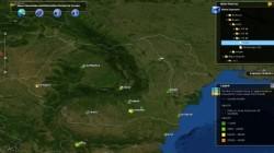 Harta poluării fonice în România