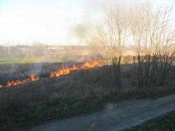 Incendiul a izbucnit din cauza folosirii focului deschis, lăsat nesupravegheat