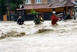 Riscul de producere a inundaţiilor în România va fi redus cu 7% în 11 bazine hidrografice
