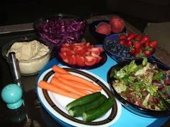 Criza economica îi face pe greci vegetarieni