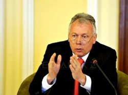 Ministrul Mediului ?i P?durilor s-a întâlnit cu o delega?ie a Comisiei Europene condus? de Johannes Hahn